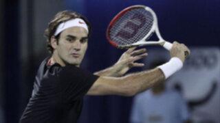 Federer se coronó campeón en Dubai