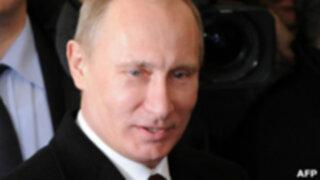 Vladimir Putin es el virtual presidente de Rusia según primeros resultados
