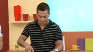 Tommy Portugal nos sorprende en la cocina