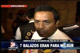 Balazos que mataron a hombre en el Callao iban para temible Wilbur Castillo