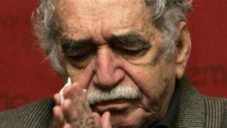 Gabriel García Márquez está perdiendo lentamente la memoria