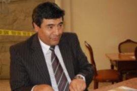 Legislador Wílder Ruiz culpó a otros por irregularidades en su hoja de vida