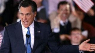 """EEUU: Mitt Romney gana a Rick Santorum el """"duelo"""" por Ohio"""