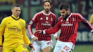 'U' de Chile empata 1-1 con Peñarol y Arsenal golea al AC Milan 3-0