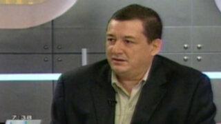 Congresista Reátegui: Abugattás debe explicar al país sobre el escándalo de Gestores