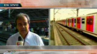 Línea 1 del Tren Eléctrico anuncia empadronamiento de usuarios