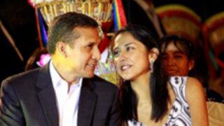Presidente Ollanta Humala conmemoró el Día de la Mujer