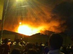 Un estudio policial y otro internacional determinarán causas de incendio en Minedu