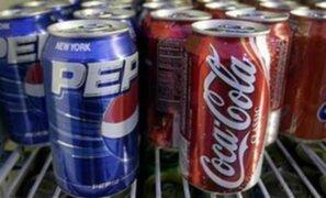 Coca Cola y Pepsi eliminan niveles de sustancia química en refrescos