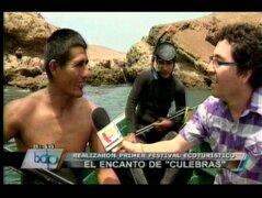 Playa Culebras: destino turístico con buena comida, sol, arena y bellas mujeres