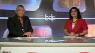 José Mariño y Valia Barak se despiden de la conducción de BDP