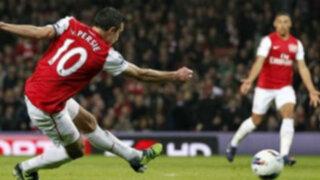 Triunfo del Arsenal sobre el Newcastle y nuevo spot de Larissa Riquelme