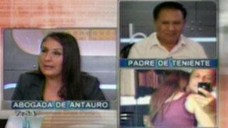 Padre de víctima en 'Andahuaylazo' pide ejemplar castigo para Antauro Humala