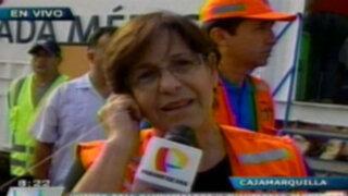 Alcaldesa Villarán: Seguimos trabajando al margen de la revocatoria