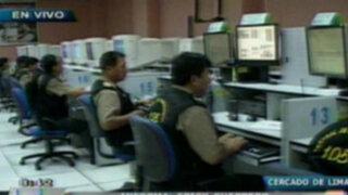 Un 80% de las llamadas de emergencia a la Central 105 son falsas