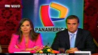 Periodista Raúl Tola se une a renovado noticiero 24 Horas de Panamericana TV