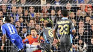 Con triunfo del Chelsea se definió a los ocho mejores de la Champions League