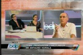 Carlos Tapia: Hay un sistema de corrupción muy grande en el INPE