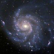 Astrónomos afirman que galaxias en su adolescencia eran caníbales