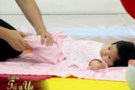 Aprende a estimular los movimientos de tu bebé