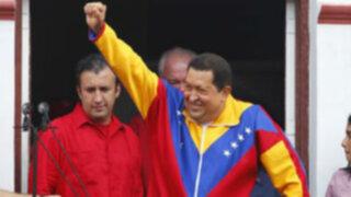 Hugo Chávez formalizará hoy candidatura durante acto masivo