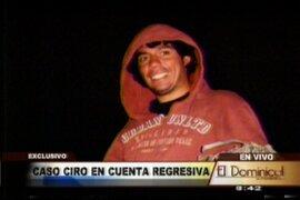 Informes concluyen que Ciro Castillo murió a causa de una caída en el Colca