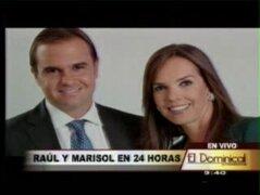 Periodista Raúl Tola: Me desmayé la primera vez que salí en televisión