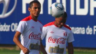 Carlos Lobatón queda fuera de partido contra Chile por una tendinitis