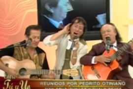 """Homenaje a Pedrito Otiniano, """"el ruiseñor del amor"""""""
