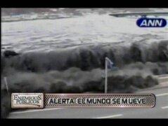 Alerta mundial: terremotos y desastres naturales azotan la Tierra