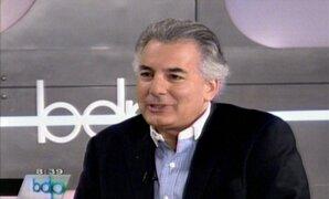 Vargas Llosa: El Gobierno necesita funcionarios de la capacidad de Nadine Heredia