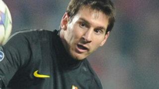 Carlos Lobatón: No debemos volvernos loco por presencia de Lionel Messi