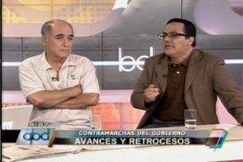 Carlos Tapia: El gobierno ha traicionado a la Gran Transformación