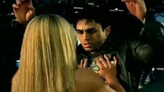 Kate Moss ataca a Enrique Iglesias por piropo subido de tono