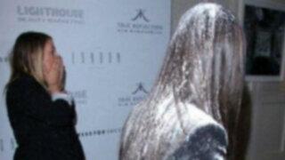 Bloque internacional: lanzan harina a Kim Kardashian y Lady Gaga alista boda con Taylor Kinney