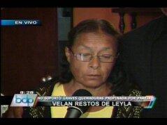 Madre de mujer muerta por quemaduras perdona a agresor de su hija