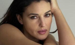 Actriz Mónica Bellucci: No creo en la fidelidad, pero sí en el amor