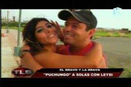 """""""Puchungo"""" a solas con Leysi Suárez"""