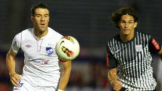 Nacional de Uruguay acaba con los sueños de Alianza Lima al ganarle por 1-0