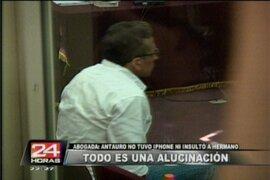 Antauro Humala niega uso de iPhone y laptop en penal Piedras Gordas
