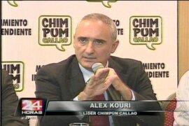 "Alex Kouri negó haber ""chuponeado"" a Lourdes Flores en el 2010"