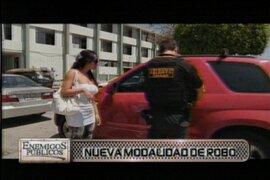 """Leysi Suárez fue víctima de una nueva modalidad de robo: """"Bloqueadores del GPS"""""""