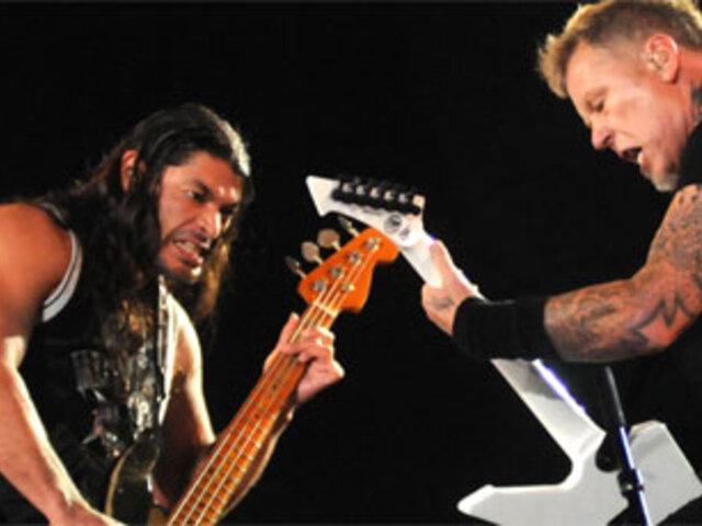 Metallica grabará película en 3D con reconocido director húngaro
