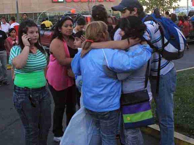 Nuevo terremoto de 6,3 grados en la escala Richter sacude México