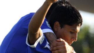 Ruidiaz sacó la cara por los futbolistas peruanos en el extranjero