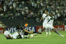 Alianza Lima perdió 2-1 ante el Vasco y le dijo adiós a la Copa Libertadores