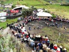 Cajamarca: dirigentes sociales amenazan con paro indefinido contra proyecto Conga