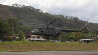 Pasajeros de helicóptero desaparecido estarían con vida