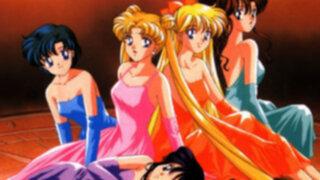 Cadenas chilenas censuran capítulos de 'Sailor Moon' por contenido homosexual