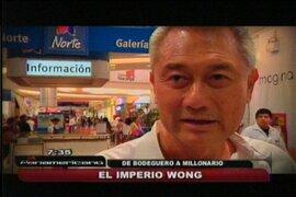 Conoce al hombre detrás del imperio Wong